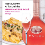 Menu Mateus Rosé